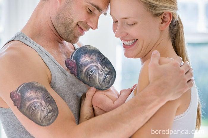 bebe tatu