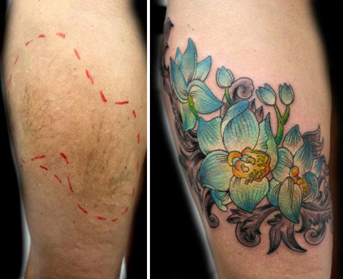 tatuaje mujer