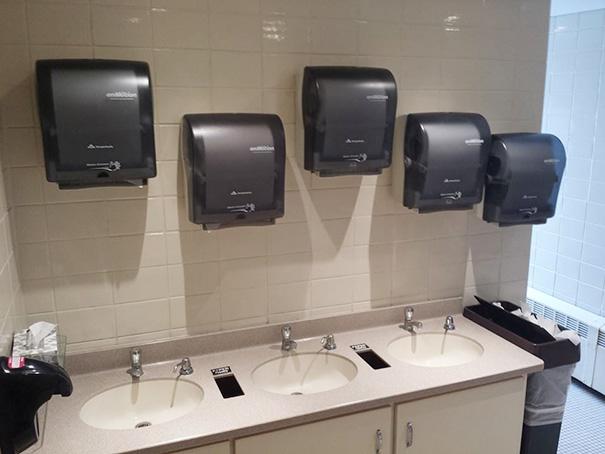 secado manos