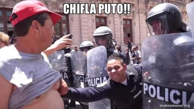 policias bullies