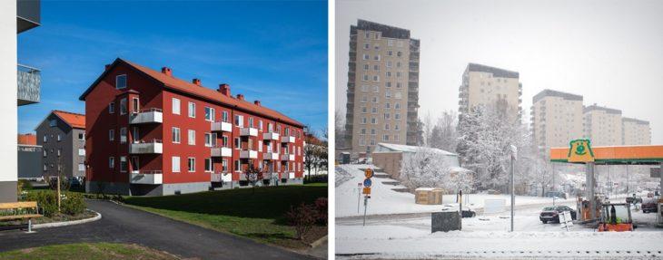 departamento Suécia
