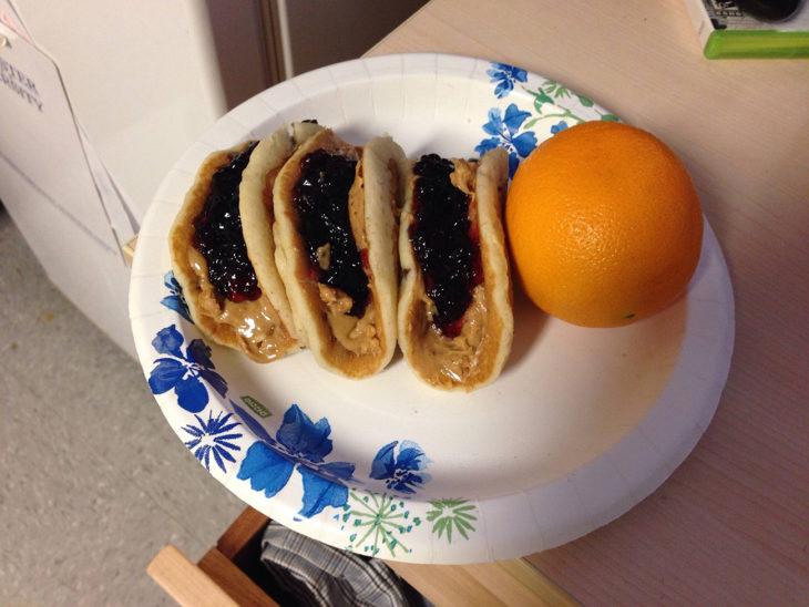 tacos de pancake