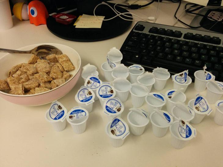 cereal con cremas apra café