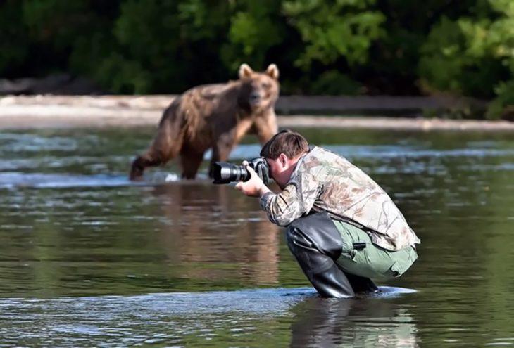 fotógrafo de vida salvaje