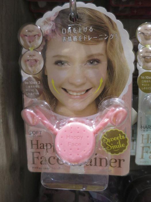 artículo japonés para hacer sonrisas