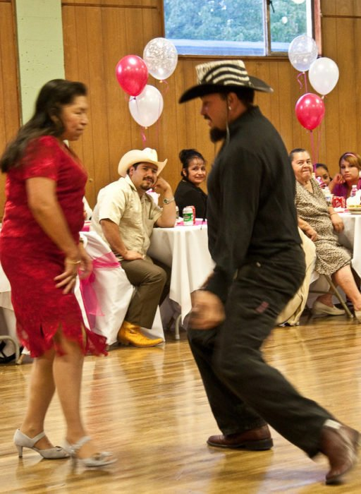 mexicanos bailando