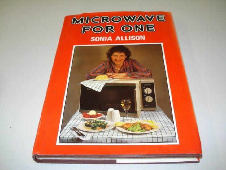 microondas para una persona