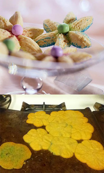 expectativa realidad hacer galletas