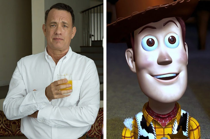 tom hanks toy story