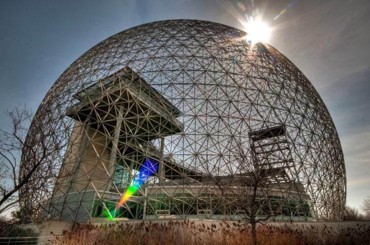 biósfera de montreal