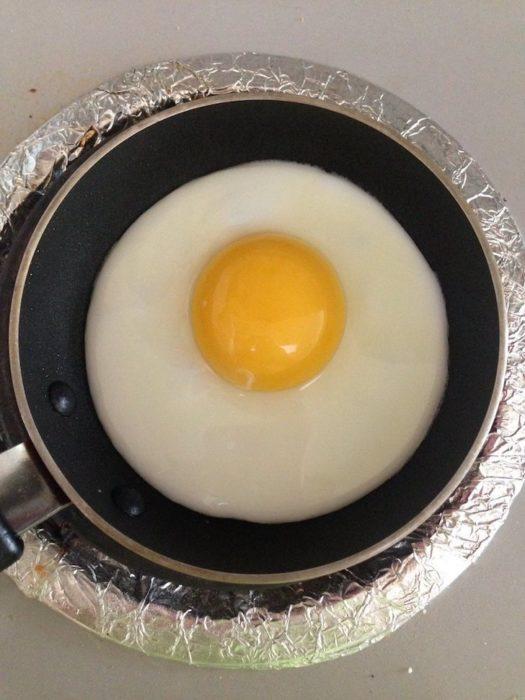 huevo redondo