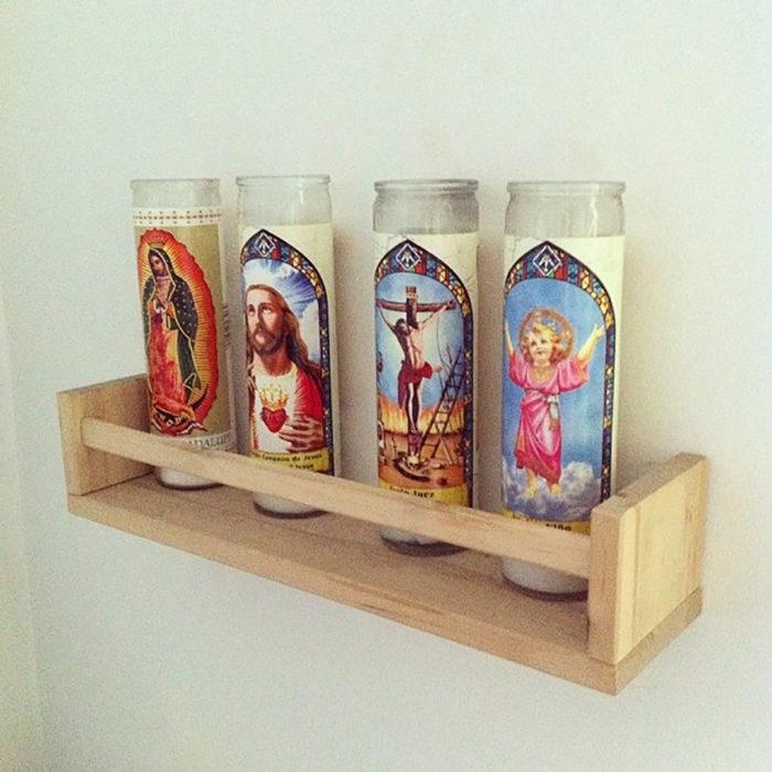 veladoras religiosas