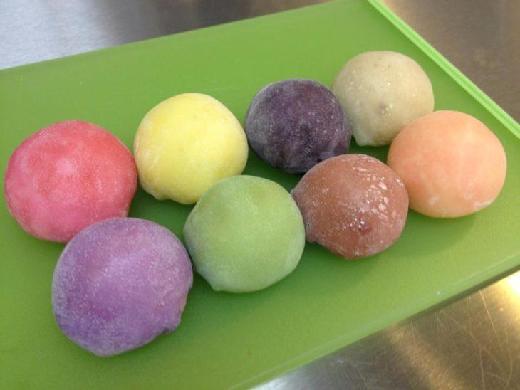 helado japonés