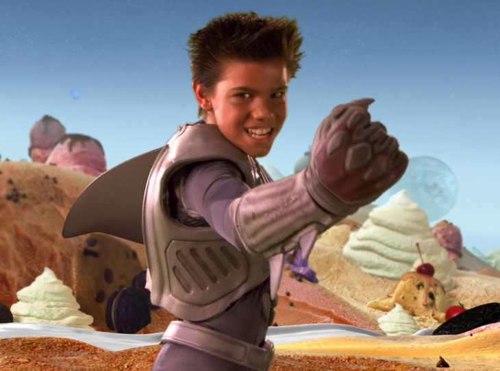 taylor sharkboy and lavagirl