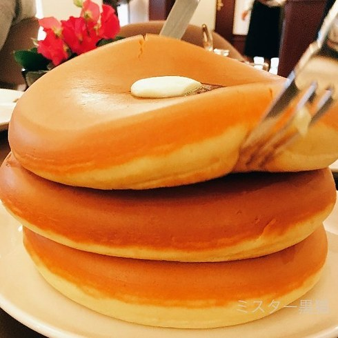 pancakes japoneses