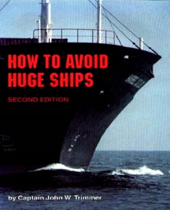 libro cómo evitar barcos enormes