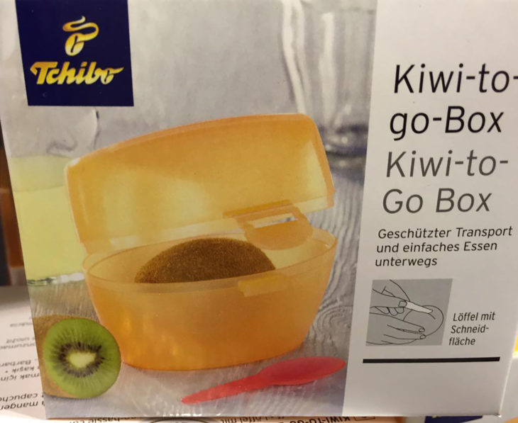 caja de kiwi