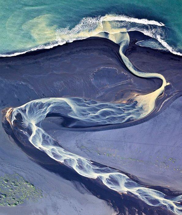 río de islandia