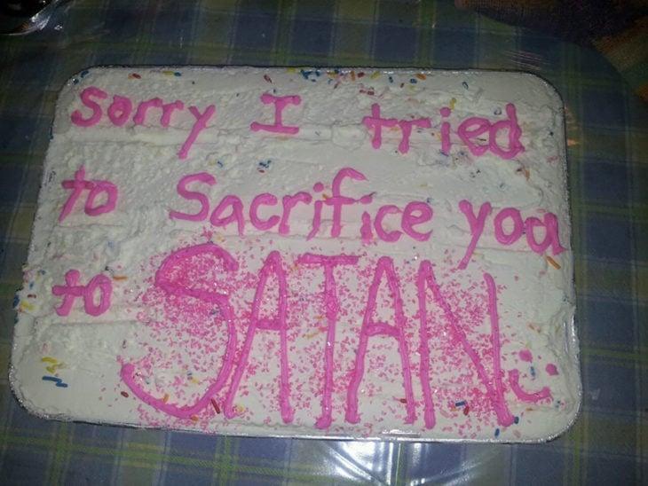 pastel traté de sacrificarte a satán