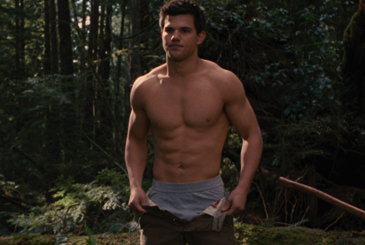 jacob black sin camisa