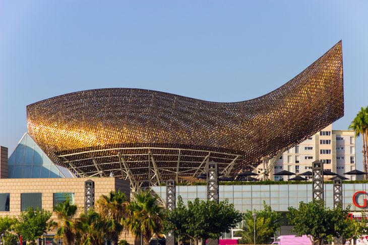 fish pavilion barcelona