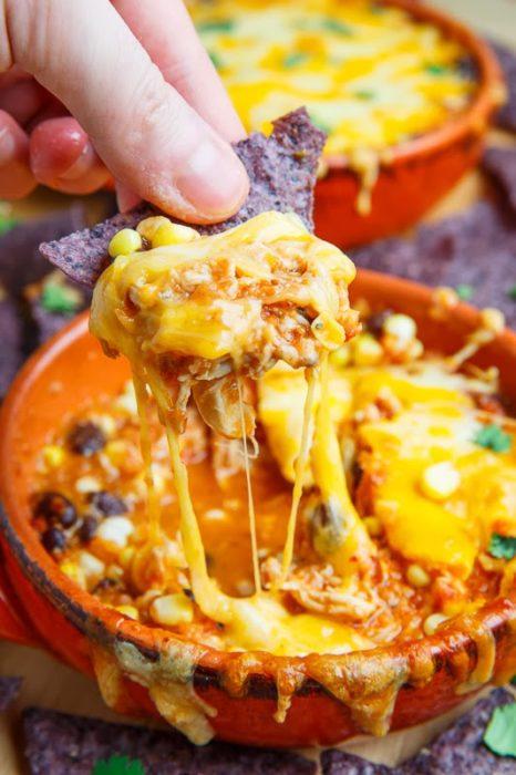 nachos deliciosos