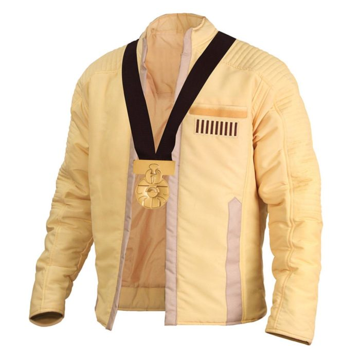 chaqueta de jedi