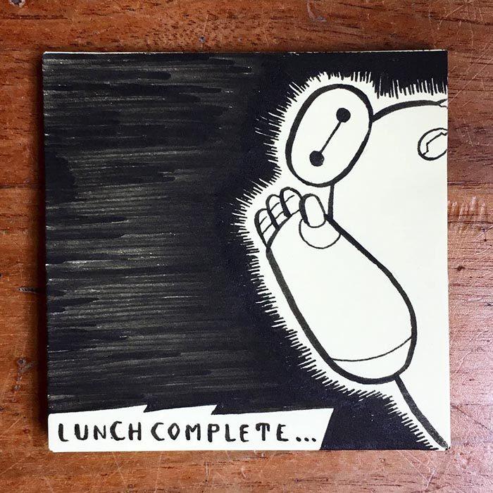 ilustración caricatura pixar