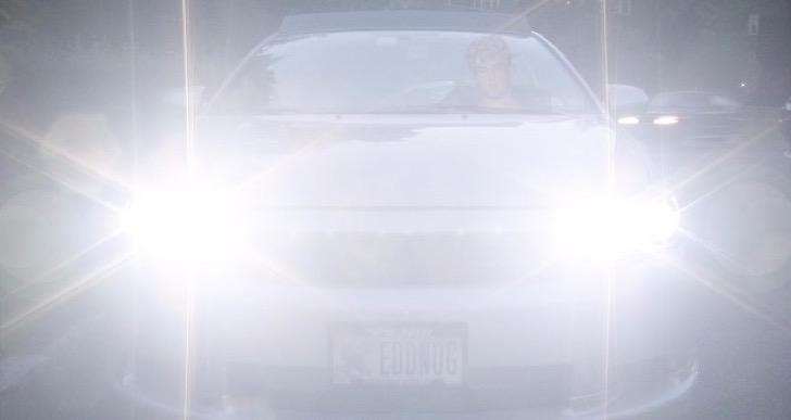 luces de auto