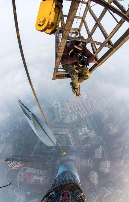 foto en las alturas
