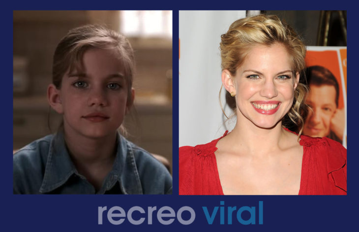 Actores infantiles - Anna-Chlumsky