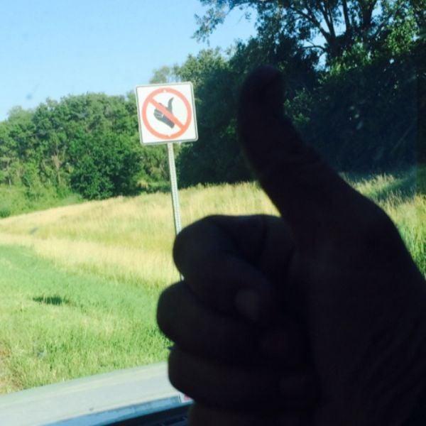 No les interesan las reglas - No like