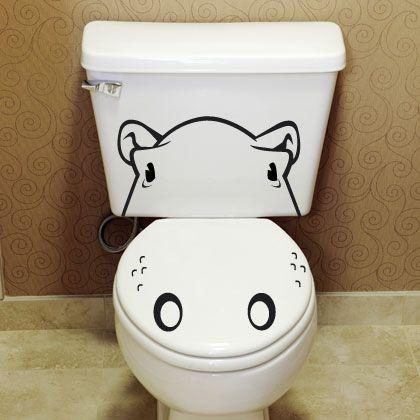 Escusado de hipopótamo