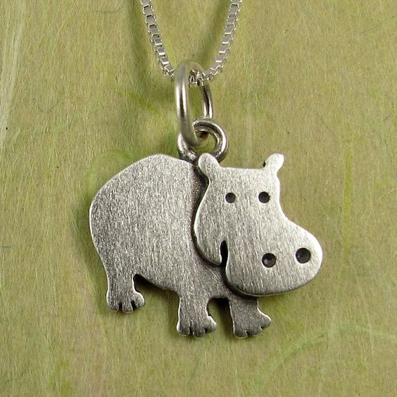 Collar de hipopótamo