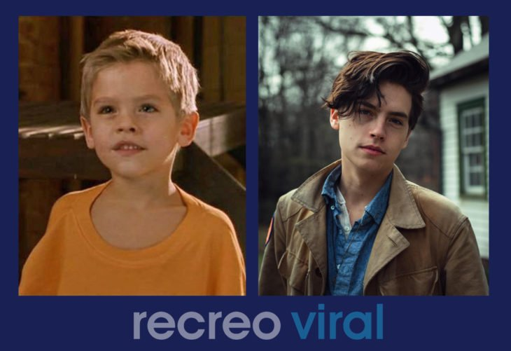 Actores infantiles - Cole-Sprouse