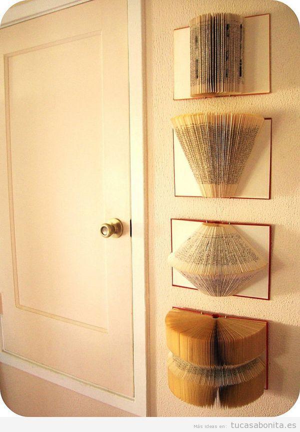20 geniales formas de decorar tu hogar con poco presupuesto - Decoracion con pintura ...