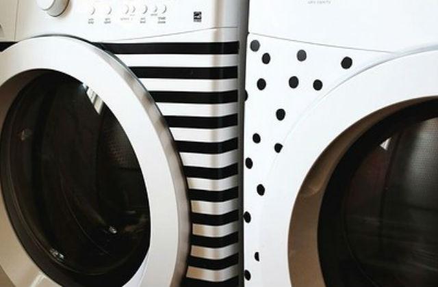 lavadora y secadora rediseñadas