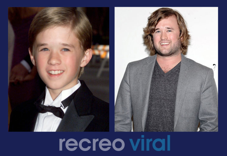 Actores infantiles - Haley-Joel-Osment