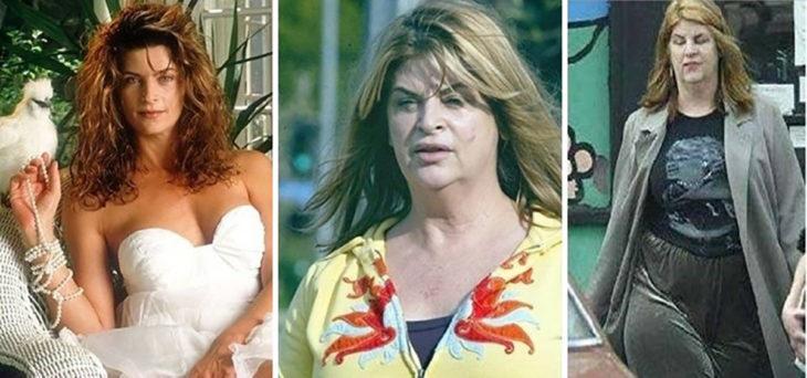 kirstie antes y después