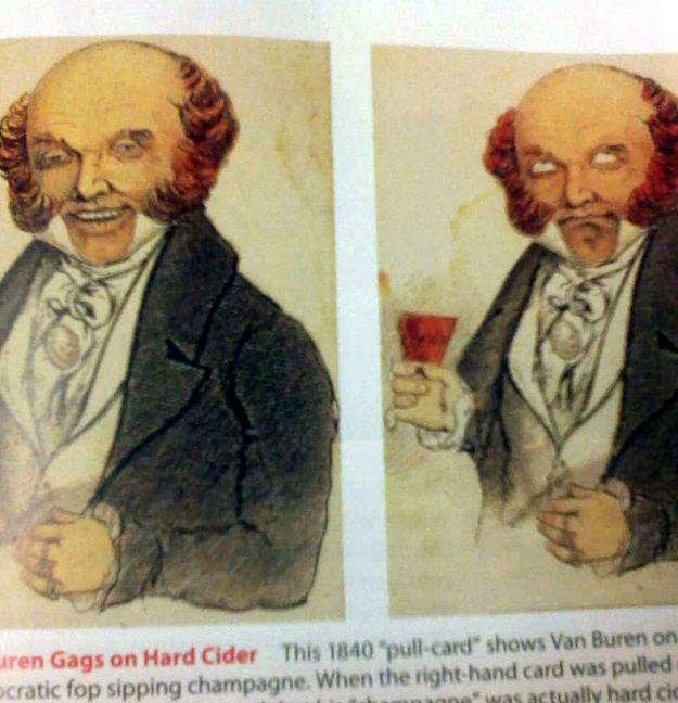 Cosas graciosas en libros de texto - foto de hombre que parece borracho