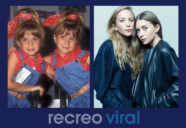 Actores infantiles - Mary Kate y Ashley