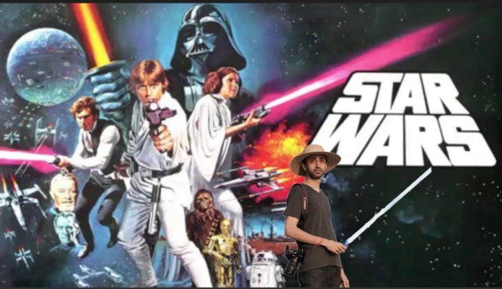 en la versión de star wars