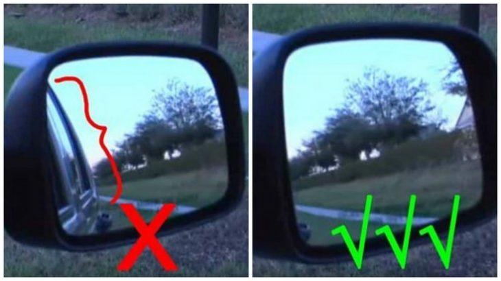 Trucos útiles - espejo retrovisor