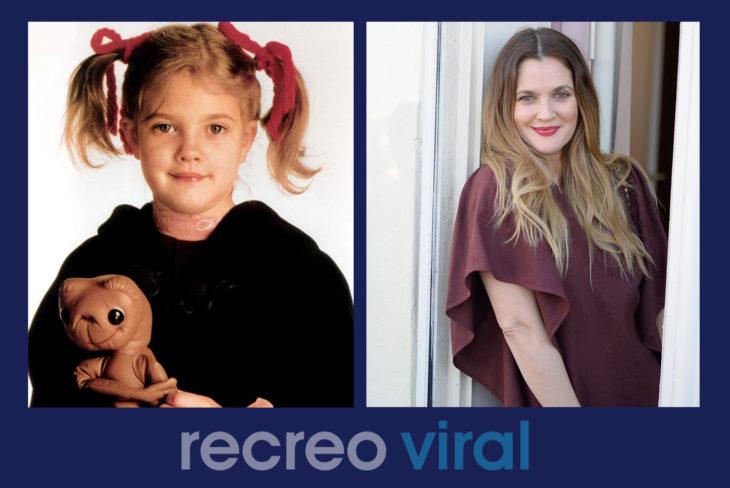 Actores infantiles - Drew Barrymore