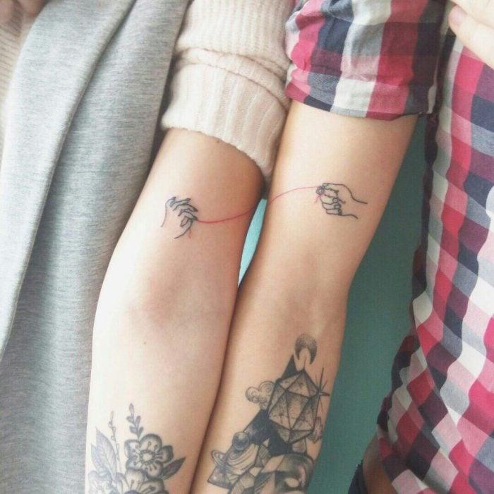 tatuajes parejas