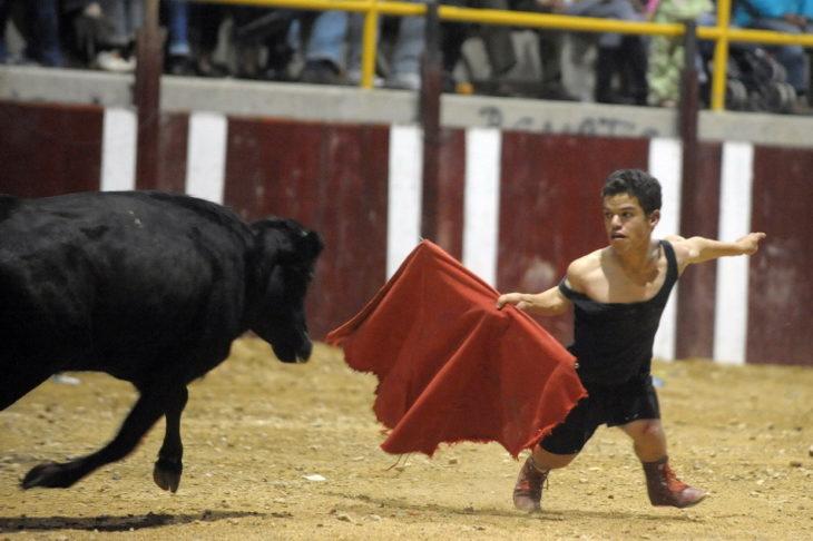 enano torero
