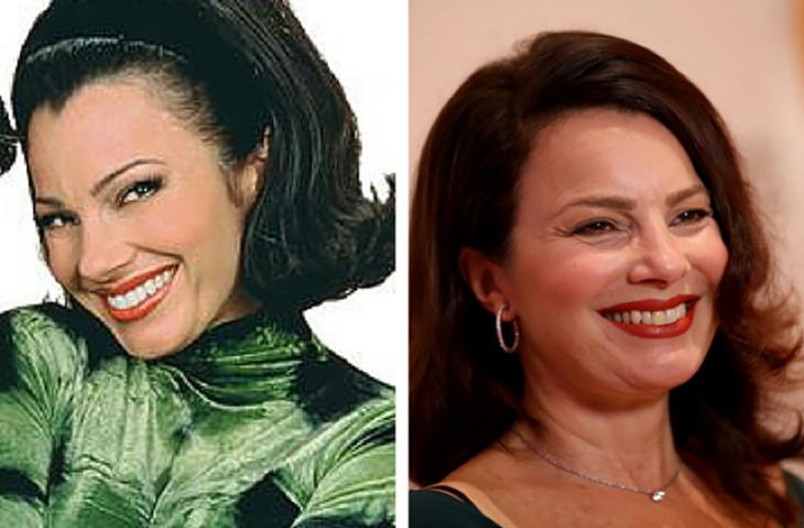 Así es como lucen los protagonistas de La Niñera a 23 años