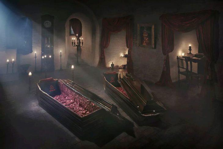 ataúdes de vampiro
