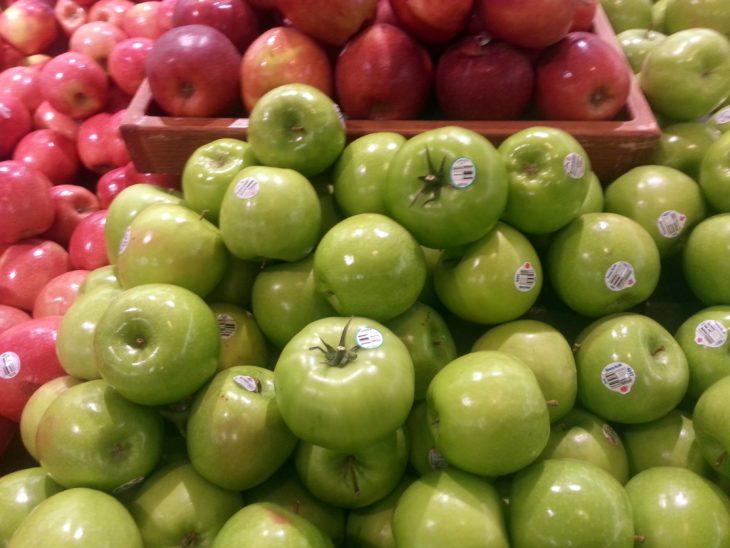frutas confundidas