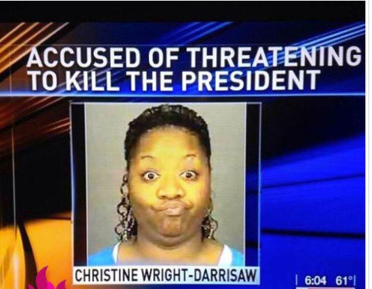 foto acusada de matar al presidente